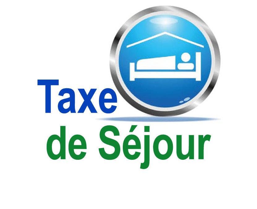 Déclaration taxe de séjour
